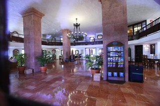 Hotel Parque Tropical Lounge/Empfang