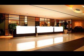 Hotel GH Avalon Sikani Resort Lounge/Empfang