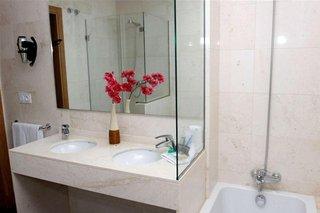 Hotel Al Sur Appartements Badezimmer