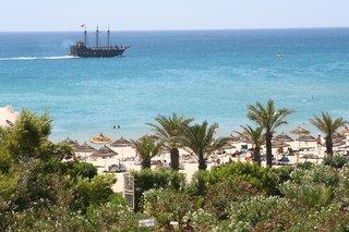 Hotel PrimaSol Omar Khayam Hammamet Resort & Aquapark Strand