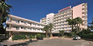 Hotel Oleander Außenaufnahme