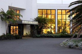 Hotel Caloura Hotel Resort Außenaufnahme