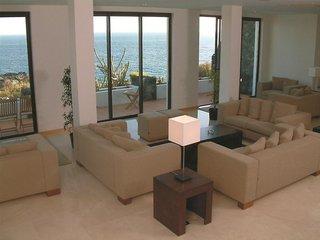 Hotel Caloura Hotel Resort Lounge/Empfang
