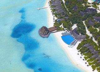 Hotel Anantara Dhigu Resort & Spa Luftaufnahme