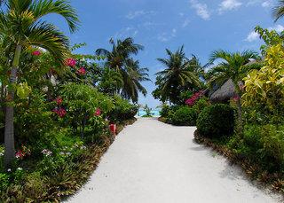 Hotel Anantara Dhigu Resort & Spa Garten