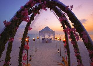 Hotel Anantara Dhigu Resort & Spa Hochzeit