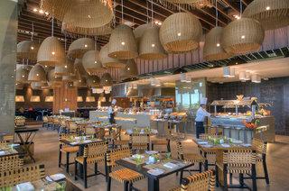 Hotel Crowne Plaza Abu Dhabi - Yas Island Restaurant