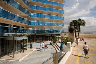 Hotel Golden Donaire Beach Außenaufnahme