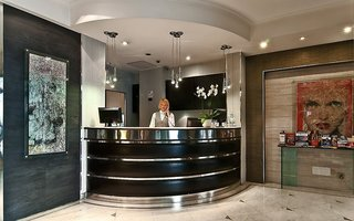 Hotel Ariston Rom Lounge/Empfang