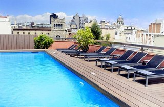 Hotel Catalonia Catedral Pool