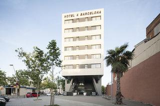 Hotel Hotel 4 Barcelona Außenaufnahme