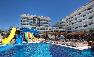 Hotel Adalya Ocean Außenaufnahme