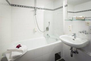 Hotel Arthotel Ana Enzian Badezimmer
