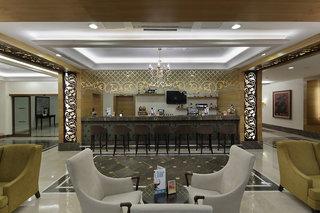 Hotel Alba Resort Lounge/Empfang