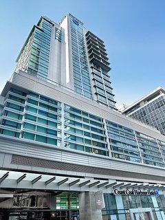 Hotel Coast Coal Harbour Vancouver Hotel by APA Außenaufnahme
