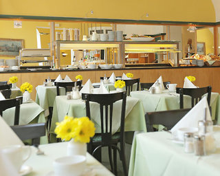 Hotel Best Western City Hotel Moran Frühstücksraum