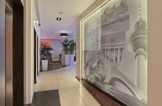 Hotel Citadines Kurfürstendamm Berlin Lounge/Empfang