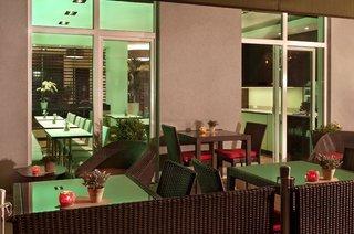 Hotel Citadines Kurfürstendamm Berlin Terasse