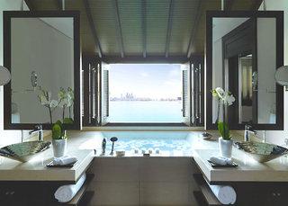 Hotel Anantara The Palm Dubai Resort Badezimmer