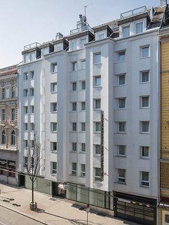 Hotel Austria Trend beim Theresianum Außenaufnahme