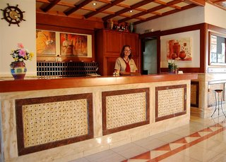 Hotel Palladium Lounge/Empfang