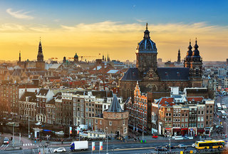 Hotel Amsterdam ID Aparthotel Stadtansicht