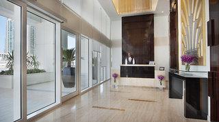 Hotel DAMAC Maison Canal Views Lounge/Empfang