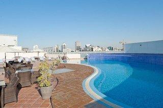 Hotel Holiday Inn Bur Dubai - Embassy District Pool