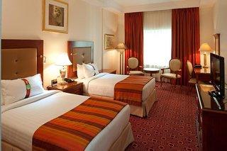Hotel Holiday Inn Bur Dubai - Embassy District Wohnbeispiel