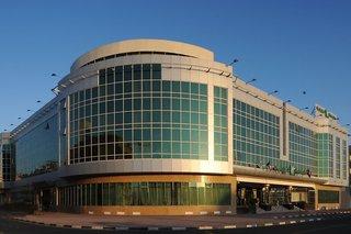 Hotel Holiday Inn Bur Dubai - Embassy District Außenaufnahme