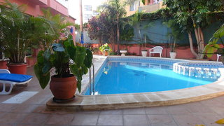Hotel Don Candido Pool