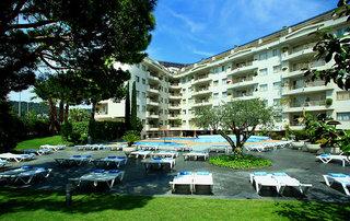 Hotel Aqua Hotel Montagut Suites Außenaufnahme