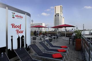 Hotel aletto Hotel & Hostel Kudamm Terasse