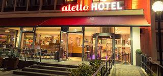 Hotel aletto Hotel & Hostel Kudamm Außenaufnahme