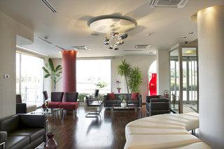 Hotel Jazz Hotel Lounge/Empfang
