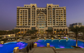 Hotel Ajman Saray, A Luxury Collection Resort Außenaufnahme