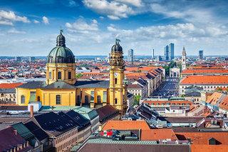 Hotel Eurostars Grand Central Stadtansicht