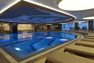 Hotel Delphin Imperial Hallenbad