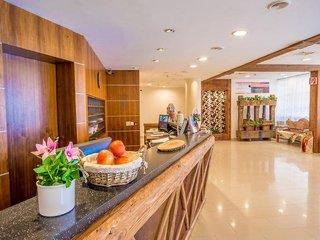 Hotel Arthotel Ana Enzian Lounge/Empfang