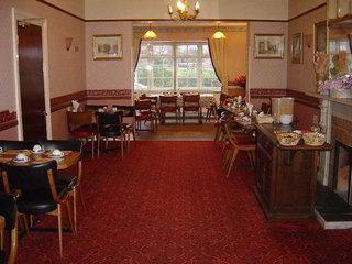 Hotel Park Hotel Ilford Restaurant