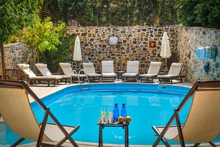 Hotel Balsamico Traditional Suites Pool
