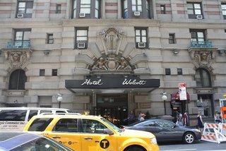 Hotel Wolcott Außenaufnahme