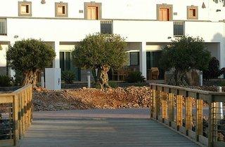 Hotel Las Marismas Garten