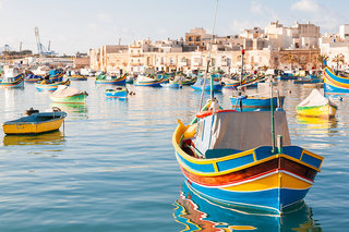 Hotel Corinthia Palace Hotel & Spa, Malta Meer/Hafen/Schiff