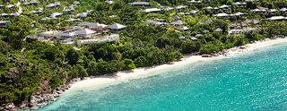Hotel Raffles Seychelles Außenaufnahme
