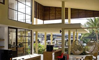 Hotel Baan Talay Resort Lounge/Empfang