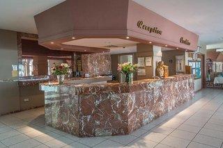 Hotel Antigoni Lounge/Empfang