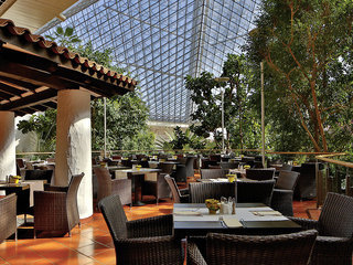 Hotel Eventhotel Pyramide Terasse