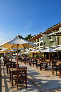 Hotel Centara Blue Marine Resort & Spa Phuket Restaurant