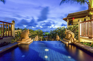Hotel Centara Blue Marine Resort & Spa Phuket Pool